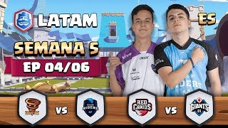 CRL LATAM: Sandstorm vs Movistar Riders | Red Canids vs Giants Gaming