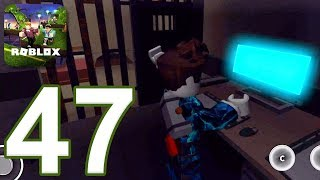 ROBLOX - Gameplay Walkthrough Part 47 - Flee The Facility (iOS, Android)