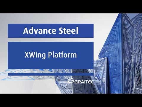 Advance Steel - XWing Platform