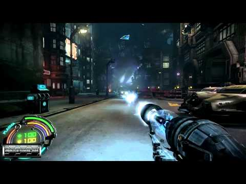 Hard Reset Video Game Gameplay (PC HD)