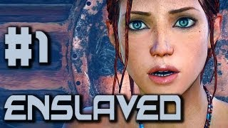 Thumbnail für das Enslaved Let's Play