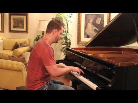 Música do desenho Nossa Turma - The Get Along Gang Theme on Piano