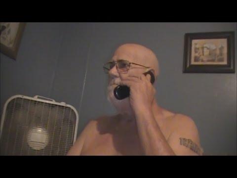 Angry Grandpa calls Comcast!