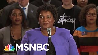 Rev. Al Sharpton: Stacey Abrams Represents The 'New America' | The Beat With Ari Melber | MSNBC