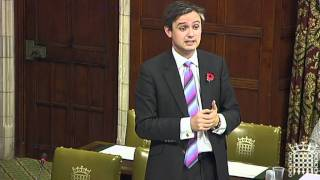 Paul Maynard MP - HS2 In The North - Westminster Hall 2nd Nov 2011 (Part 2 of 3)
