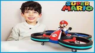 Toy Drone Super Mario for Kids to Play | Fun Toys for Children