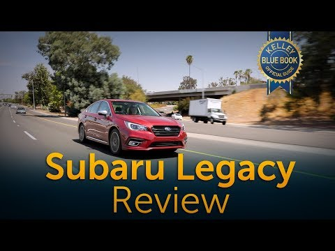 2019 Subaru Legacy - Review & Road Test
