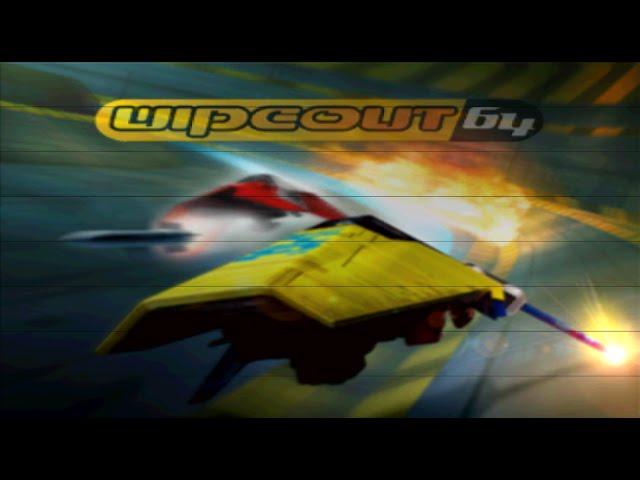Nintendo 64 Longplay [036] Wipeout 64