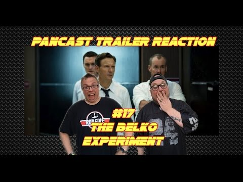 THE BELKO EXPERIMENT (RED BAND) - Trailer Reaction