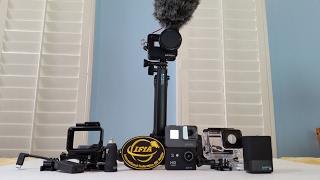 Unboxing Vlog setup for IFiA's Vlogging