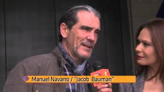 EL CAPO 3: Marlon Moreno y Manuel Navarro se enfretan en la serie