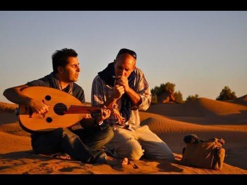 """AFLAK Aziz """"Entretien dans les dunes"""""""