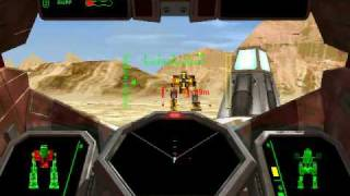 G-Nome 1996 PC game Mission 2