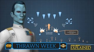 The Thrawn Pincer: Thrawn Week Part 4 Featuring Spacedock