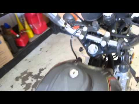 1980 HONDA TWINSTAR 200 CM200T MOTOR AND PARTS FOR SALE ON EBAY