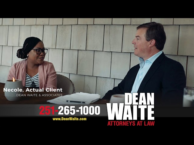 Call Dean Waite & Associates if You've Been Hurt in a Car Accident