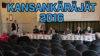 Kansankäräjät 2016: 9 Lahjussyytteet?