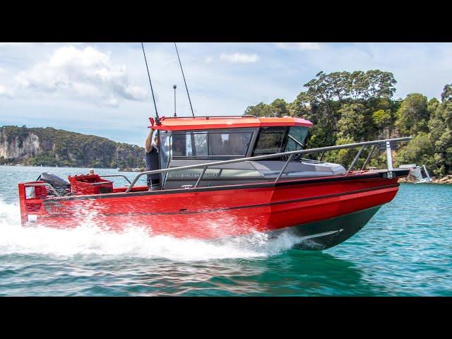 Stabicraft 2250 Ultra Centrecab - NZ Road Trip