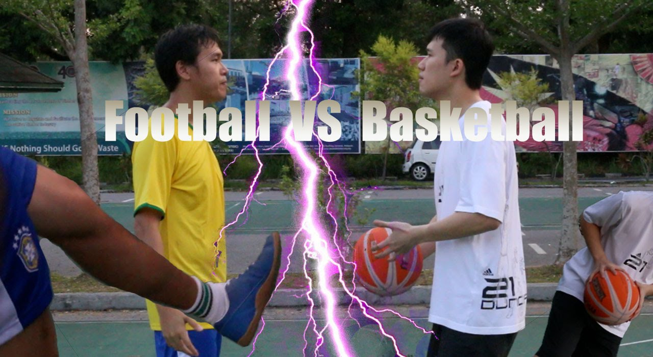 basketball is better than football