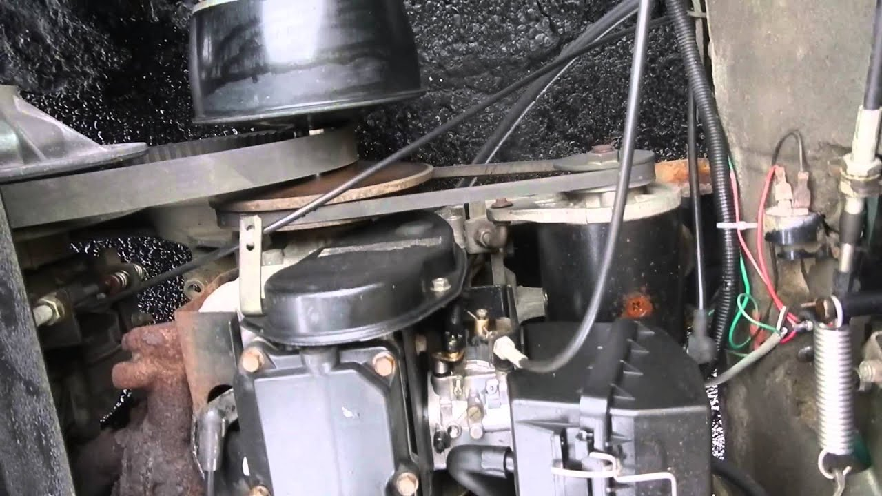 Club Cart Gas Wiring Diagram Electric Radiator Fan 2002 Reconditioned Gas, E-z-go Golf - Youtube