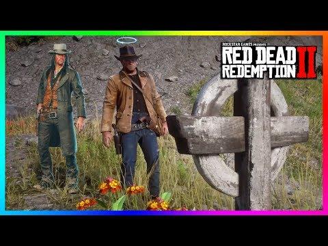 6 HIDDEN Encounters Where John Marston Remembers Arthur Morgan In Red Dead Redemption 2! (RDR2) thumbnail