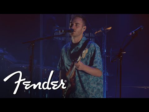 Tom Misch: Made To Perform  American Performer Series  Fender