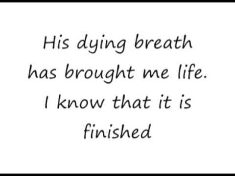 How Deep The Father's Love For Us - Sarah Sadler lyrics