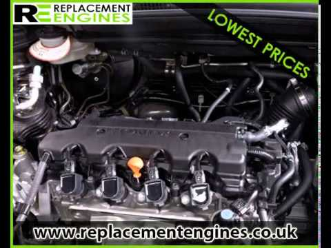 Honda CR V Diesel Engines For Sale | Replacement Engines