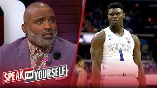 Zion needs to go to the Pelicans and \'figure it out\' - Cuttino Mobley | NBA | SPEAK FOR YOURSELF