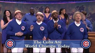Chicago Cubs & Bill Murray on Saturday Night Live