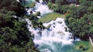 Croatie , Parc National de Krka , Sibenik