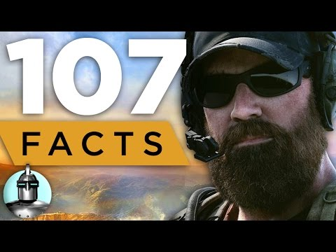107 Ghost Recon Wildlands FACTS You Should KNOW! | The Leaderboard