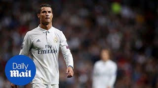 Ballon d'Or: Cristiano Ronaldo's career in numbers - Daily Mail