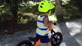 Little biker evolution 1 to 3 yrs old - Strider Balance Bike