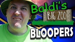 BLOOPERS from Baldi's Big Zoo: A Baldi's Basics Song