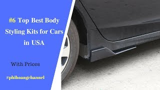 Top 6 Best Body Styling Kits for Cars in USA – Best Car Products 2018