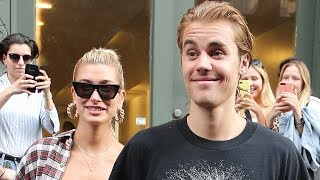 Justin Bieber's BIZARRE Emotional Day In NYC EXPLAINED! Plus Haircut REVEAL!