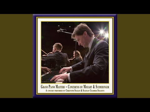 Concertino for Piano and String Quintet, a piacere