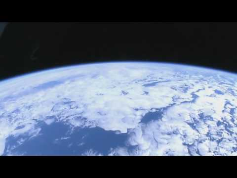 Earth from Space- Incredible Relaxing Views From The International Space Station ISS