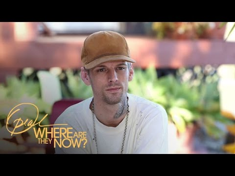Aaron Carter: Why I Support Donald Trump   Where Are They Now   Oprah Winfrey Network