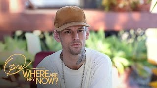 aaron carter why i support donald trump where are they now oprah winfrey network