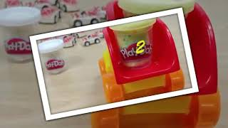 Play Doh and Toy