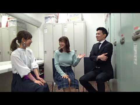 澤田アナ&小林アナ~「新人アナ」卒業します~