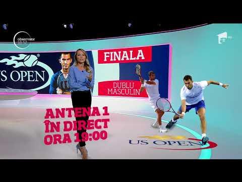 Horia Tecău în finală la dublu la US Open