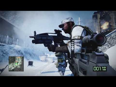 Battlefield Bad Company 2 - Xbox One S