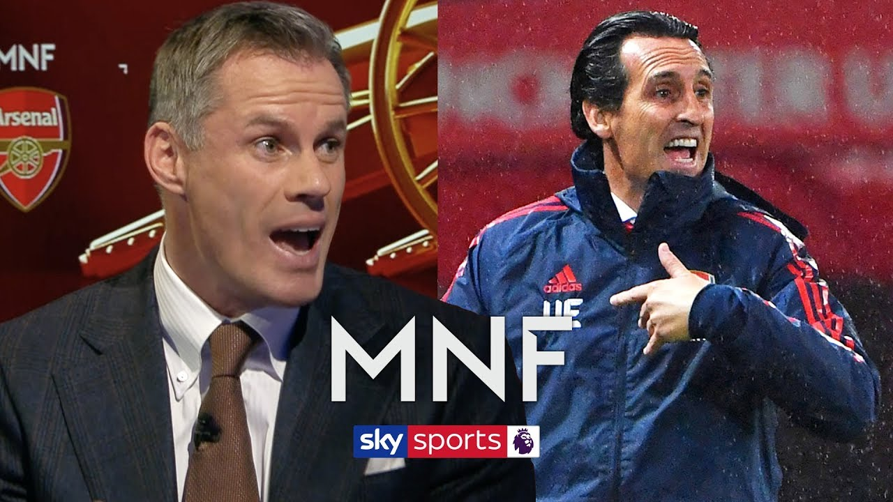 Has Unai Emery improved Arsenal since being appointed as manager? | Keane & Carragher | MNF