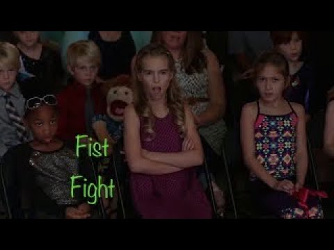 Fist Fight Talent Show Scene!