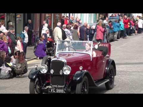 Kirkcudbright Grand Parade 2018  A