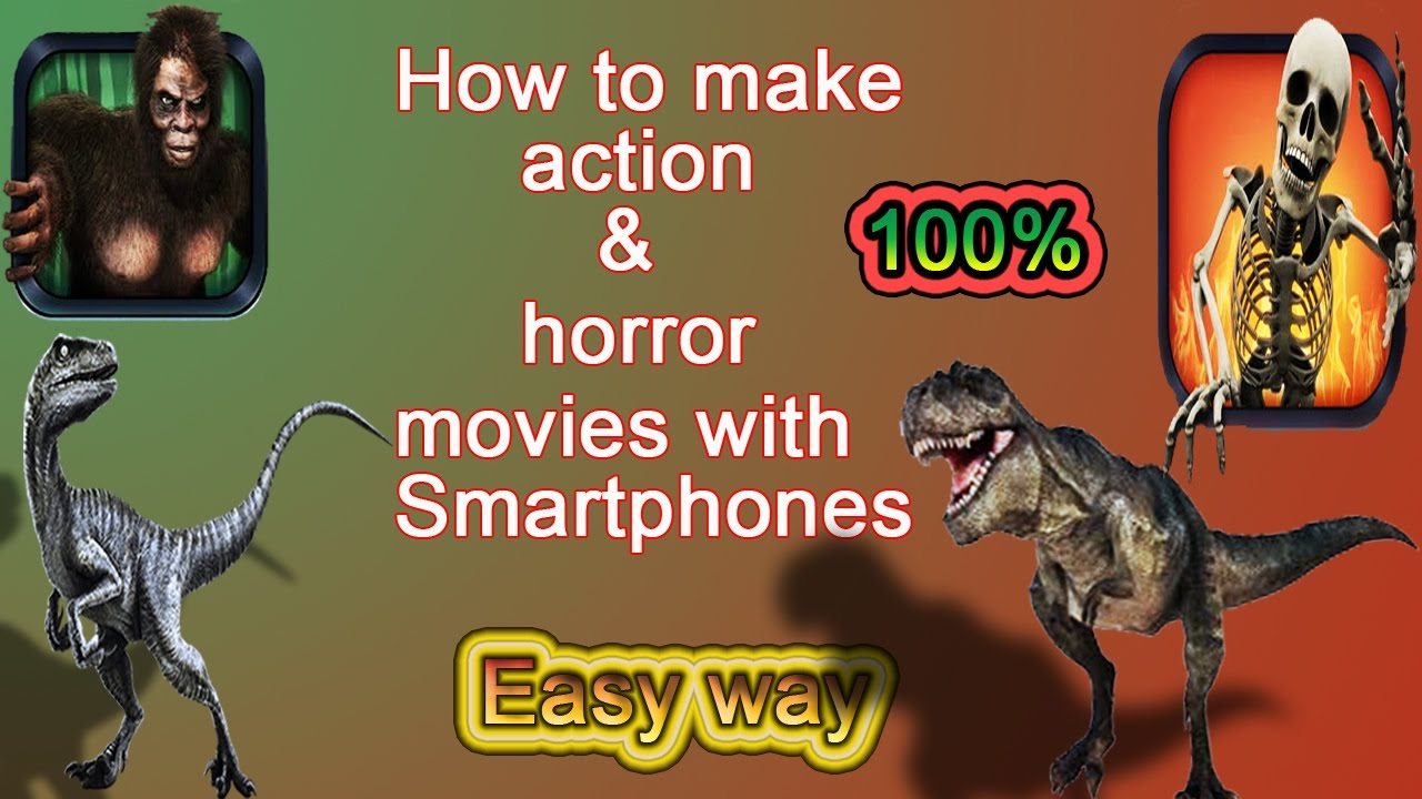 How To Make Animation Movies With Smartphone! Seo Tips!