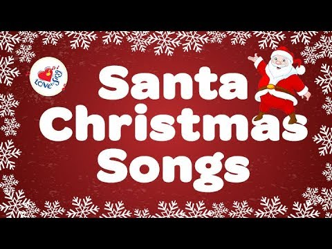 santa claus christmas songs playlist children love to sing youtube. Black Bedroom Furniture Sets. Home Design Ideas